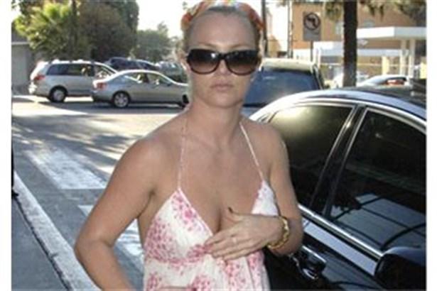 Britney uyuşturucuyu bırakamadı